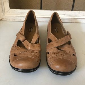 Clarks Cute Strappy Mary Janes